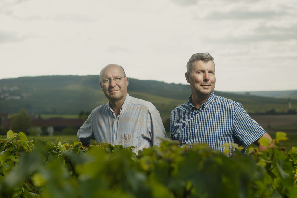 Olivier & Didier Gimonnet
