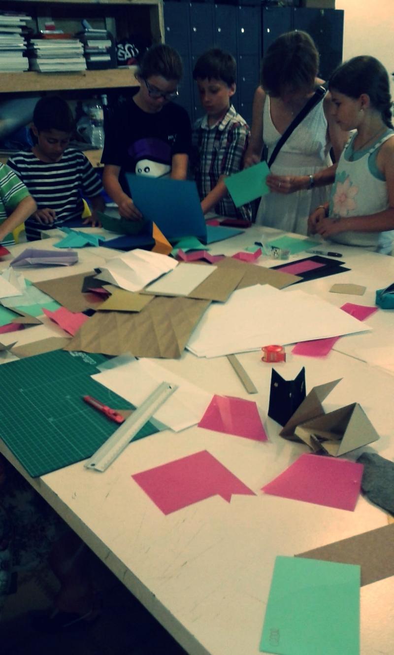 Cut & Fold