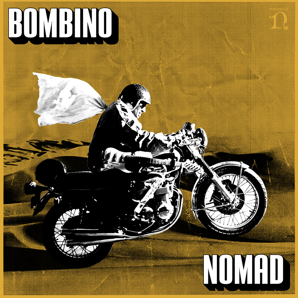 Bombino - Nomad LP/CD artwork
