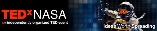 TEDxNASA - Live Social Media Curator