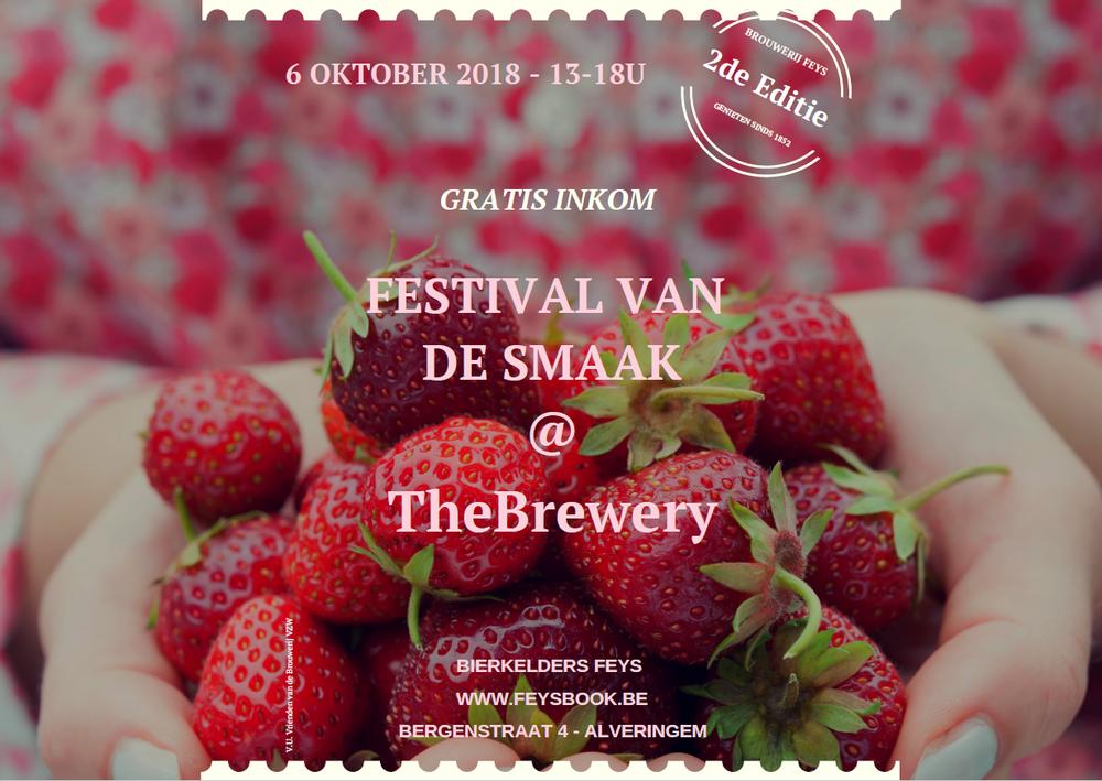 Festival van de Smaak@theBrewery