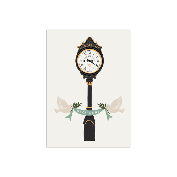 AnchorPointPaperCo-EllicottCityClockPring