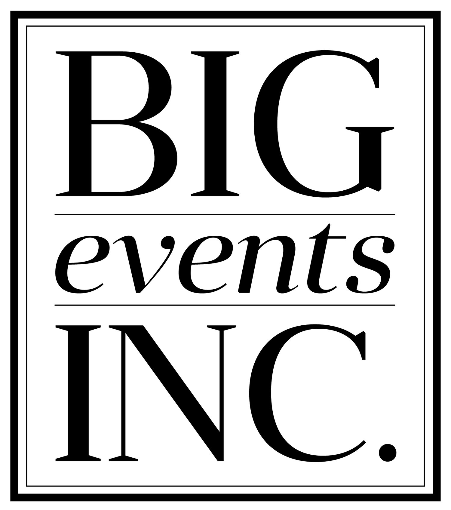 Big Events, Inc.