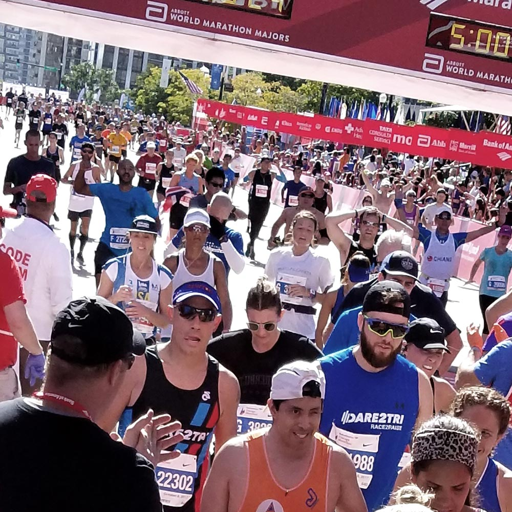 Bank of America Chicago Marathon - October 7, 2018