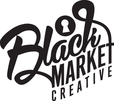 Black Market Creative is currently under construction.