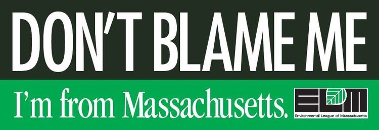 Dont blame me im from massachusetts elm action fund
