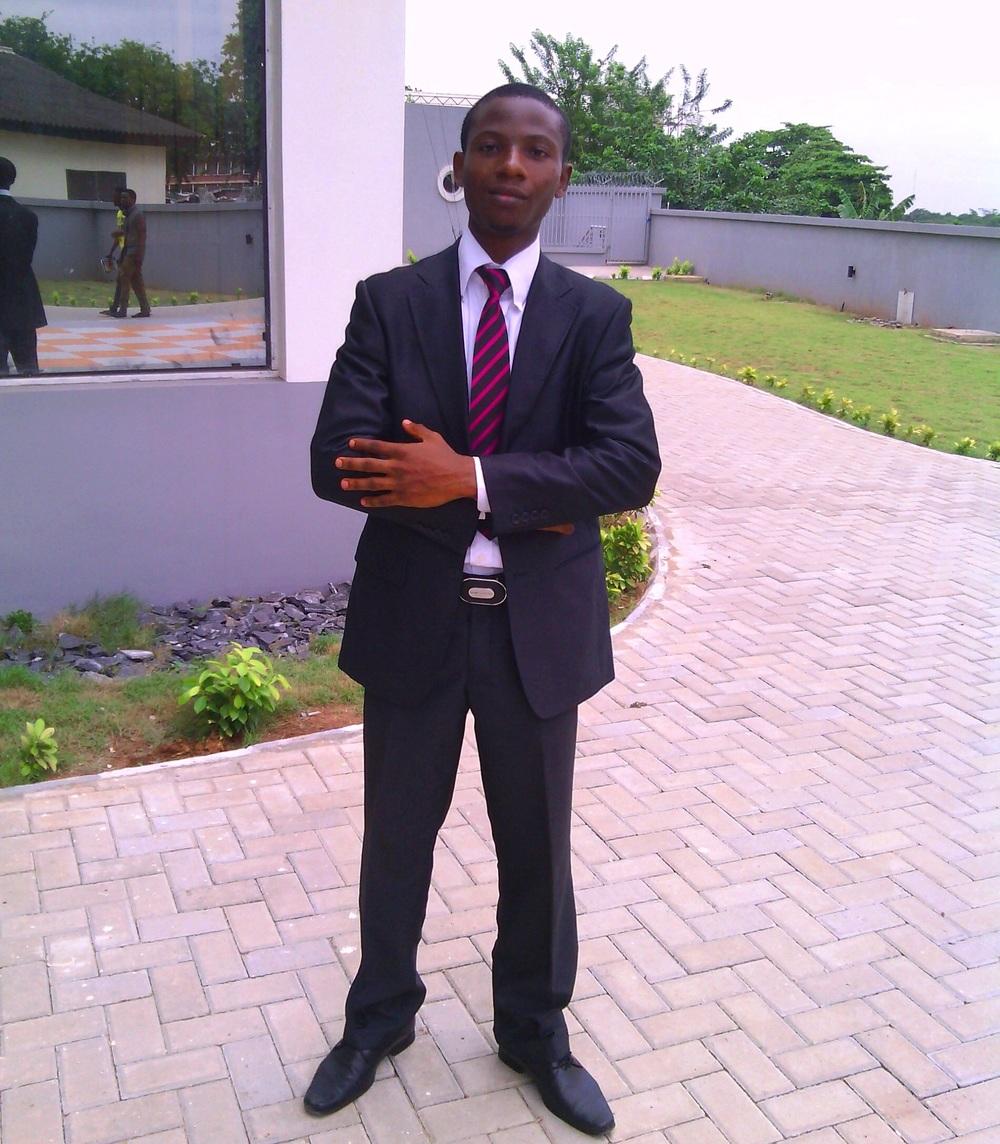 Joshua in Nigeria