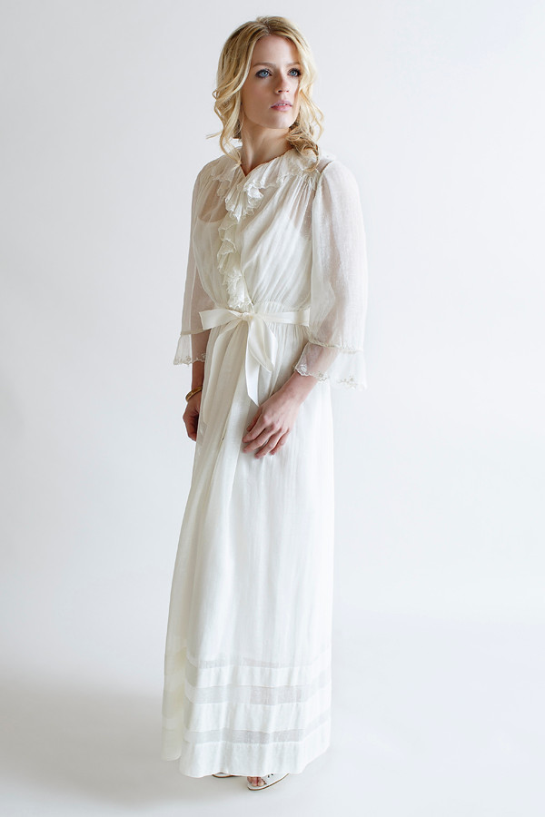 Victoriana Gown