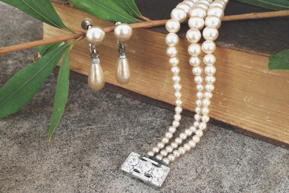 Shop Vintage Wedding Jewelry at Beloved Vintage Bridal