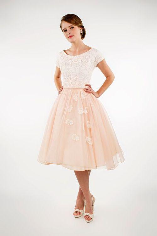 Laura Dress — Beloved Vintage Bridal