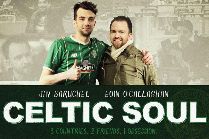 Pre-order Celtic Soul on iTunes  Big news for soccer film fans all around the United States. The recently launched K+S Media Group is bringing soccer films to VOD and streaming platforms, beginning with the comedy Celtic Soul, starring Jay Baruchel and Eoin O'Callaghan. It will be available on January 30, but you can pre-order it now on iTunes. Pre-order now!