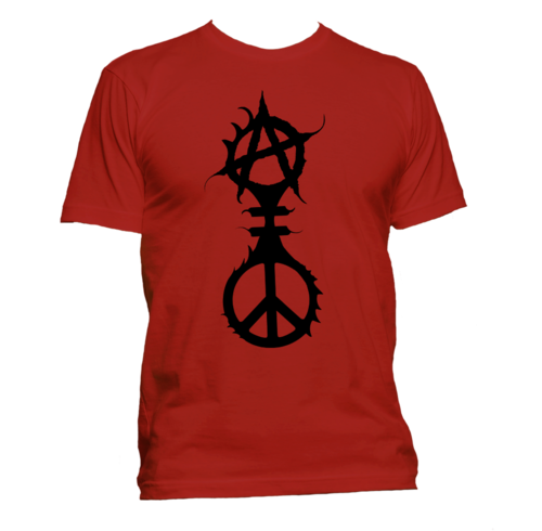Anarchy Peace Incite Tees