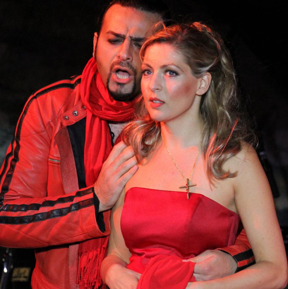 Opera Mosset, Romeo&Juliette