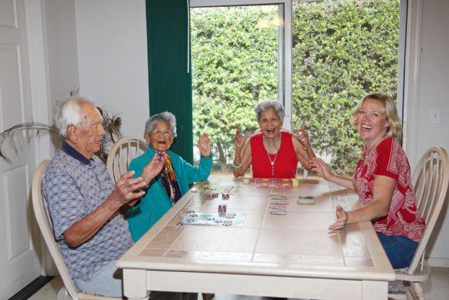 Ho`onani Day Center in Waimea. PHOTO: Ho`onani Adult Care Services, Inc.