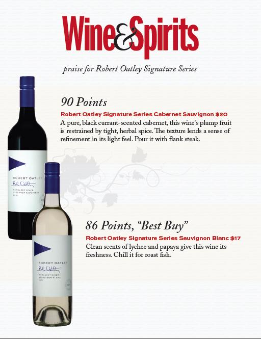 Wine & Spirits ROSS Cab, Sauvignon Blanv