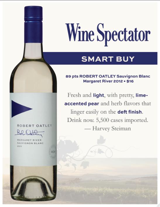 Wine Spectator ROSS SB Smart Buy