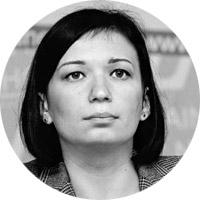 Ольга Айвазовська  «ОПОРА», громадський діяч