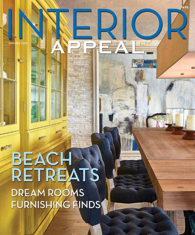 Interior Appeal Magazine June 2015 Interiorappealcoversummer2015
