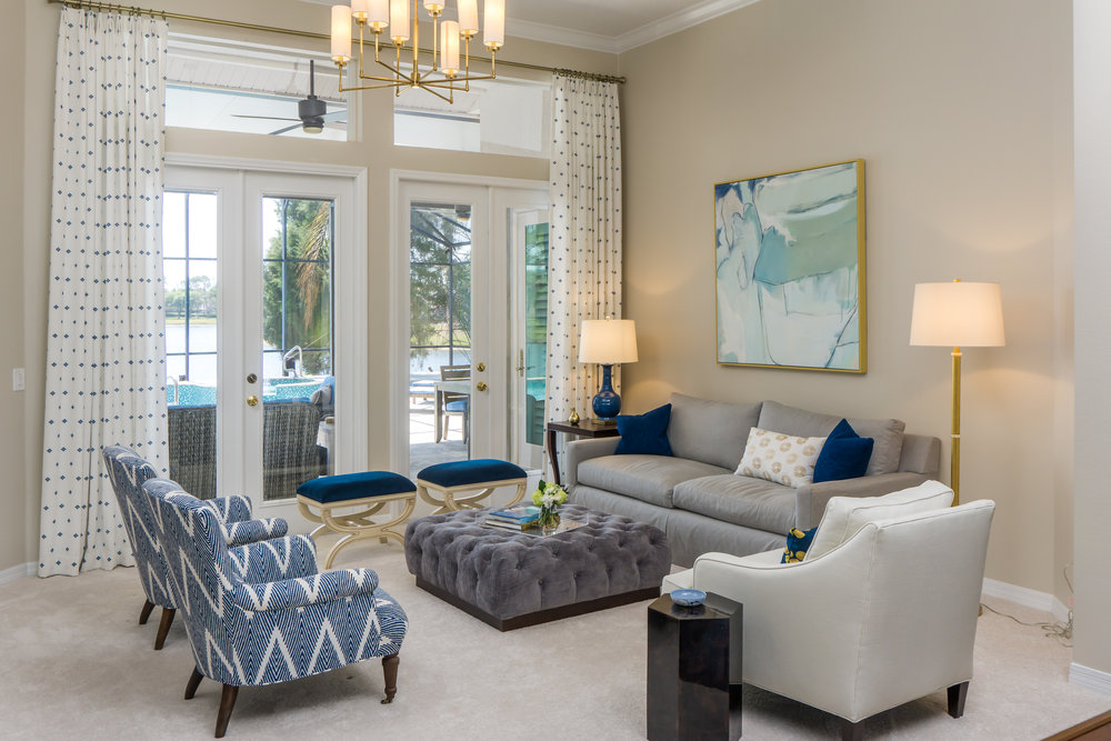 Timeless Elegance And Classic Designs From A Full Service Interior  Decorating Firm Located In Orlando, FL.