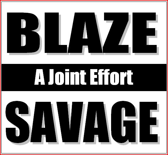 'A Joint Effort' by Charlie Blaze & Kake Savage