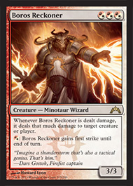 Boros Reckoner - card