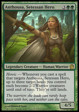 Anthousa Setessan Hero - card promo