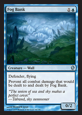 Fog Bank - card