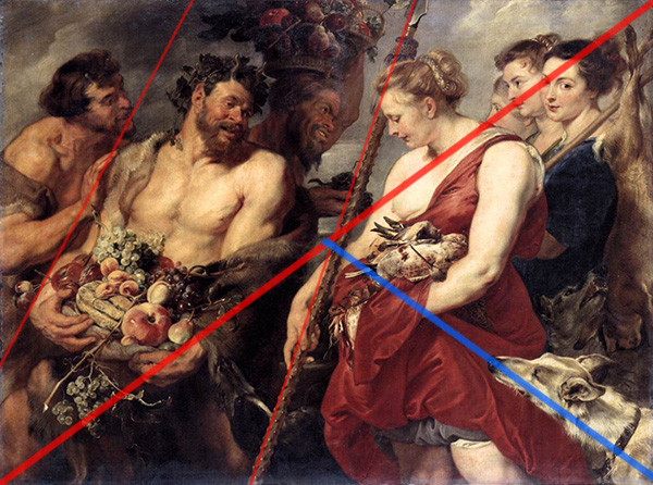 Rubens - Diana Returning from Hunt
