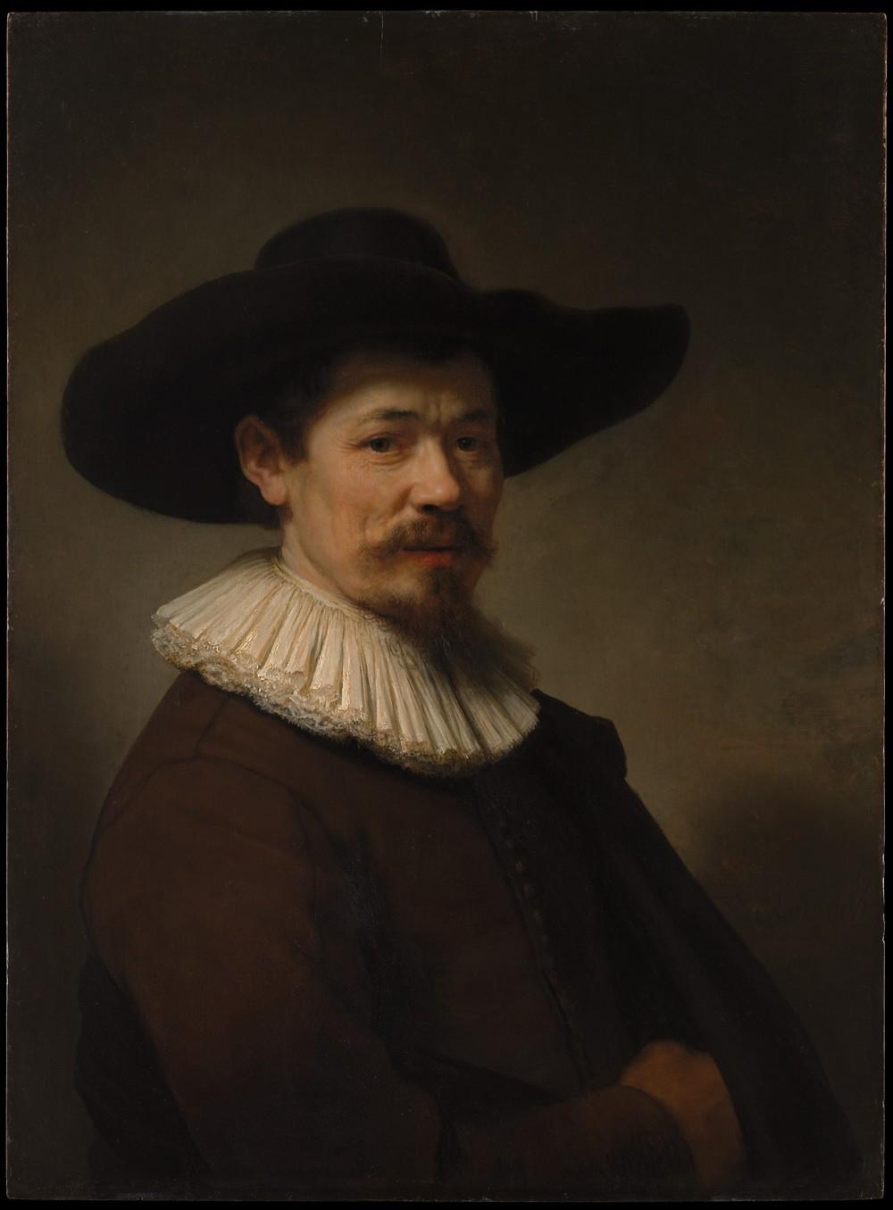 Rembrandt - Herman Doomer