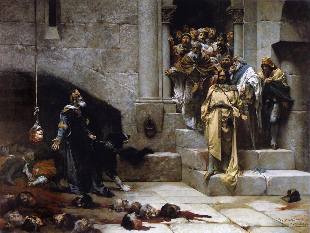 José Casado del Alisal - Bell of Huesca