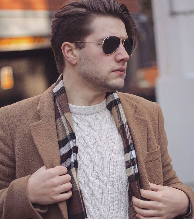 Aviators & Wool. . . . ...🐑 . . . . . . . . . . . . . . . . . #mensfashion #menswear #mensstyle #groom #fashion #style #streetstyle #streetstylefashion #clothing #wool #woollyjumper #blogger #fashionblogger #outfit #stylebloggers #ootd #ootdfashion #london #jacket #next #overcoat #winterwear #gentstyle #gents-look #aviator