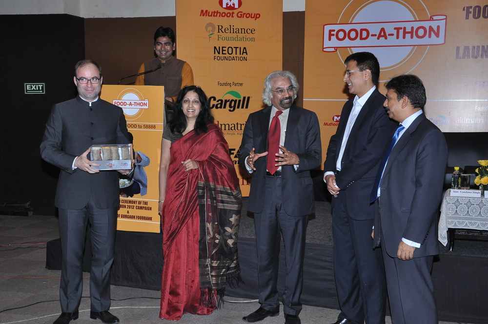 Launch of Gurgaon FoodBank.jpg
