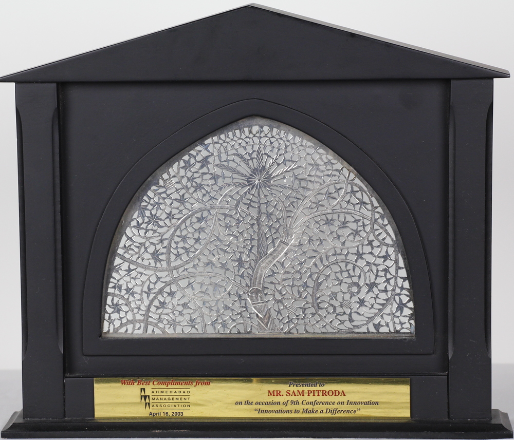 Recognition Award, Ahmadabad Management Association, 2003
