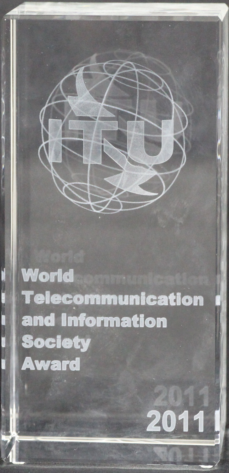 World Telecommunication and Information Society Award, ITU, 2011