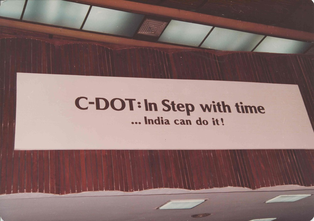 C-DOT Report to the Nation, 1987