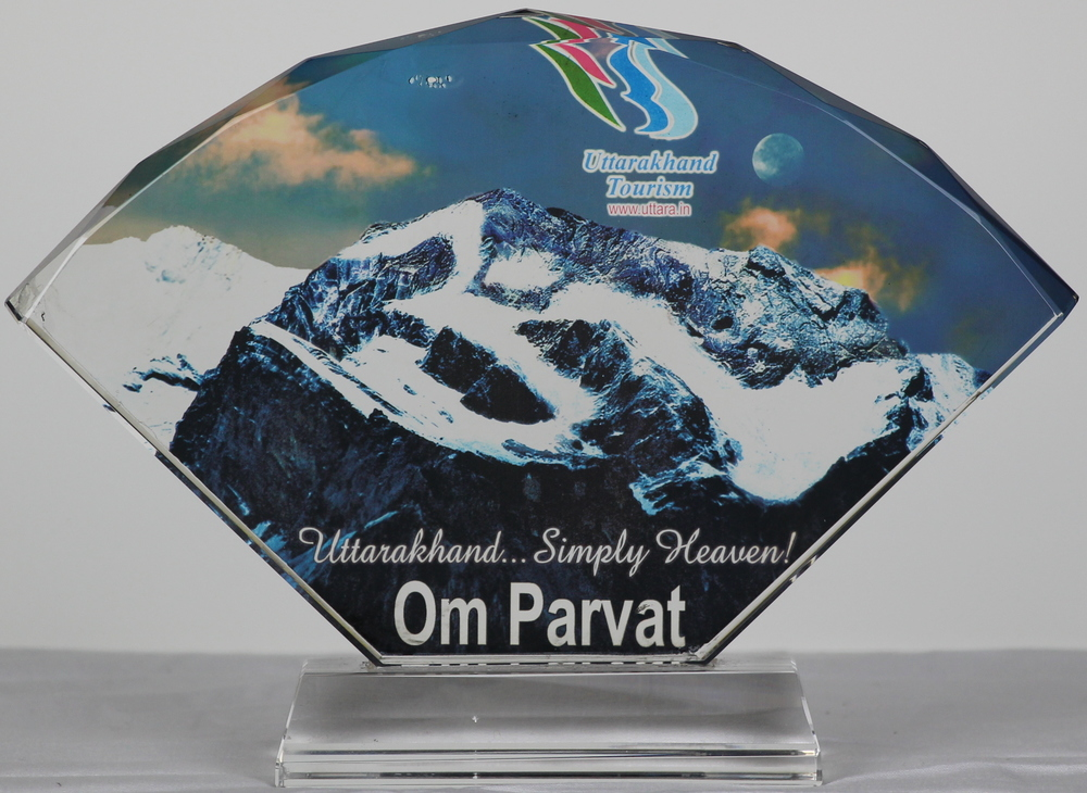 Award of Appreciation, Uttarakhand Tourism