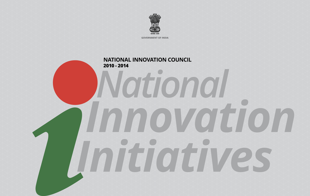 Click here to see a presentation on National Innovation Initiatives