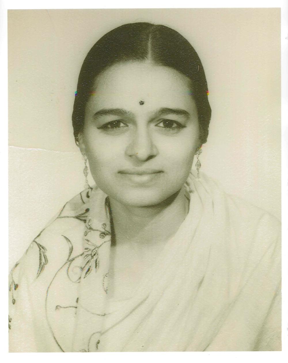 Anjana in 1965