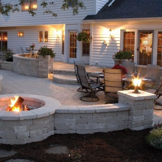 The most basic form of outdoor lighting is porch lighting. This style of lighting can be both decorative and fully functional.    Image as seen on favething.com