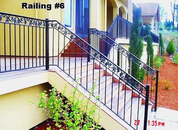 vineyard design railing