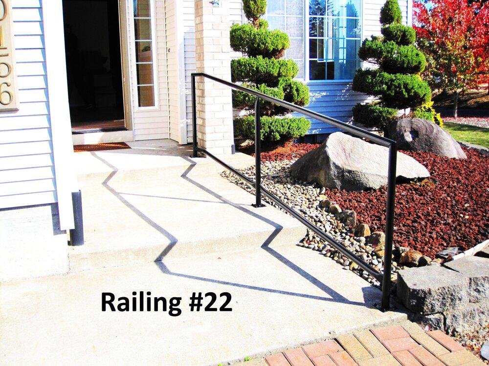 complete ADA railing