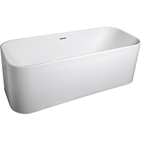 ACCESS 34   Bathtub 175x75 cm (rectangular) Acryl