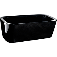 ACCESS Big 35 & Big 35 VIP   Bathtub 180x85 cm (rectangular) Plasticryl