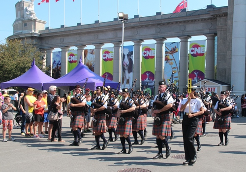 Warriors' Day Parade - CNE Toronto