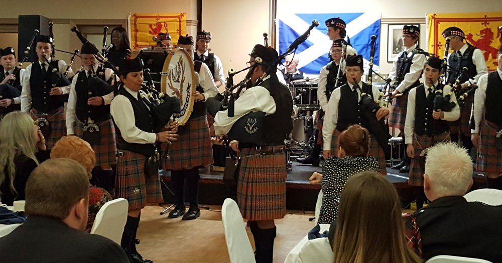 Robbie Burns Night 2018