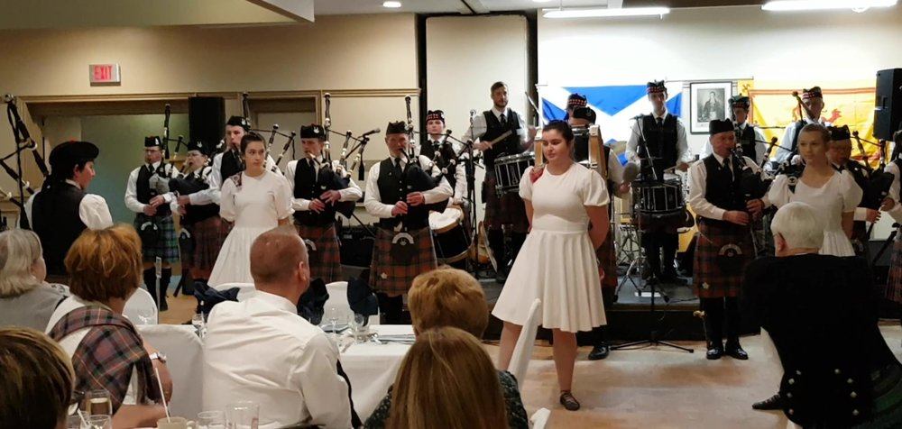 Robbie Burns Night 2019