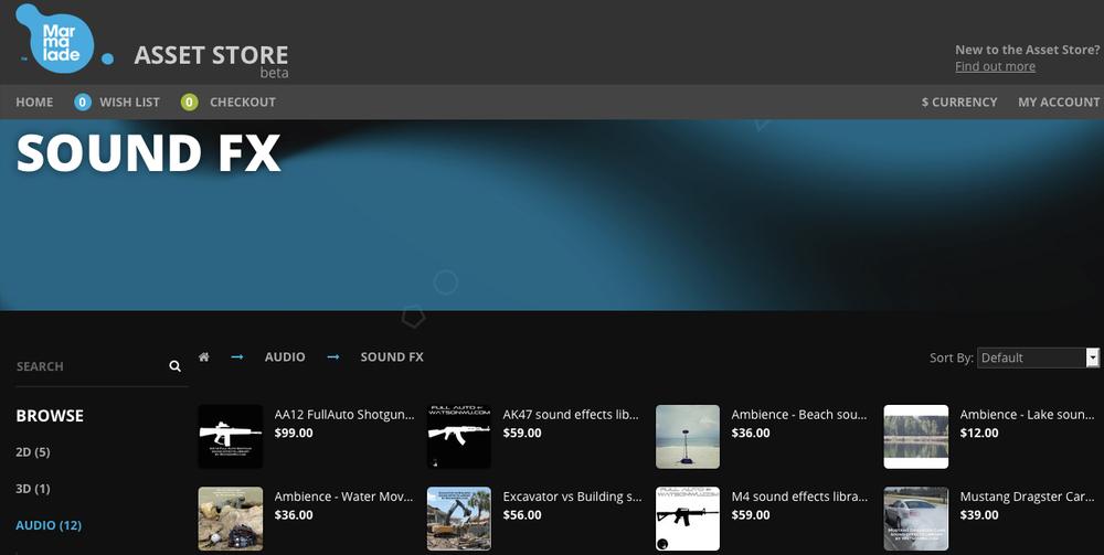 Marmalade AssetStore Screen Capture.jpg