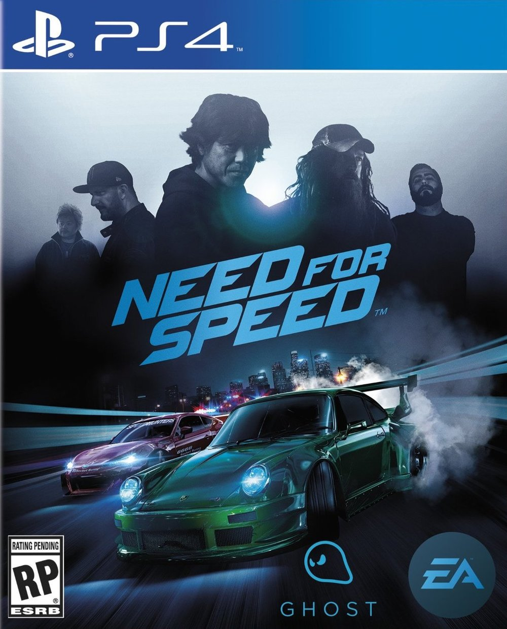 New Need for Speed 2015 game, developed by Ghost Games, and published by EA.