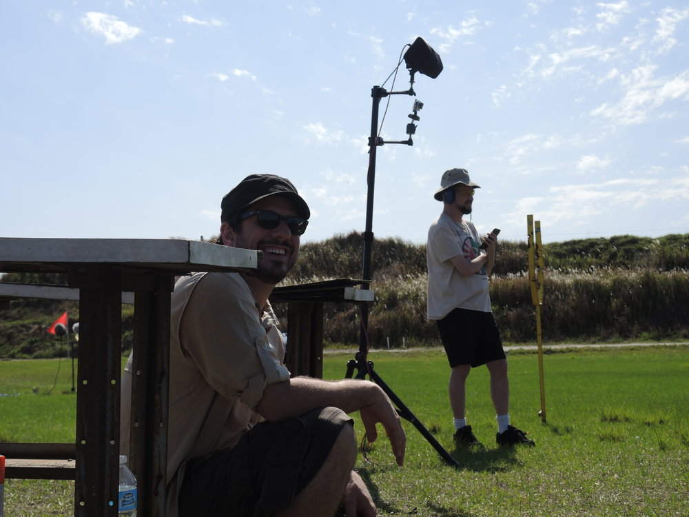 DSCN0057 Audio Director Mark Muraski & President John Gibson.JPG