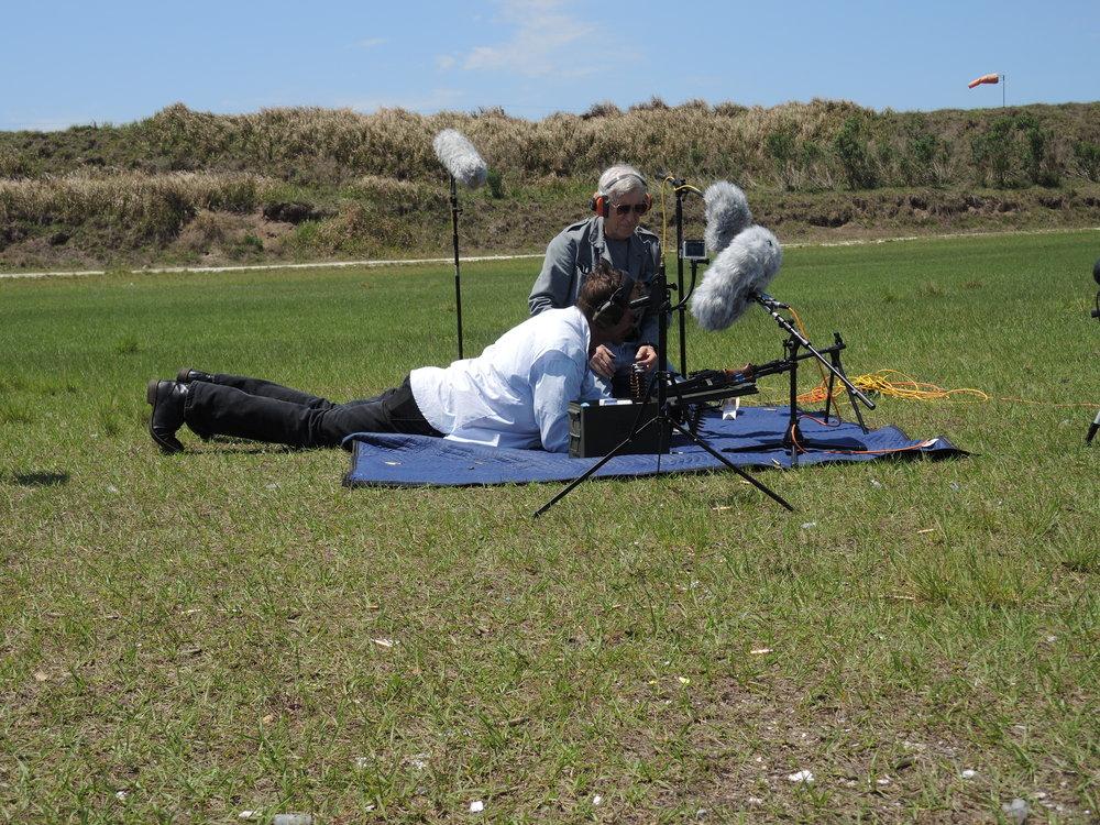DSCN9903 RPD machine gun - Tom & Doug.JPG